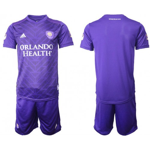 Orlando City 2019/20 Home Purple Authentic Jersey
