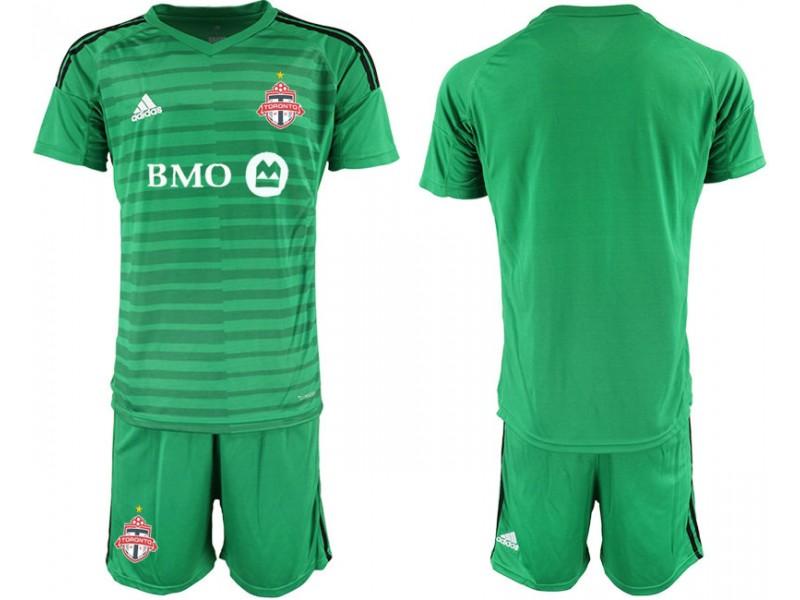 the latest 8c191 3f86f Toronto FC 2018/19 Green Goalkeeper Replica Jersey